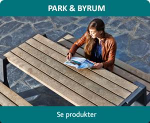 Park og byrum