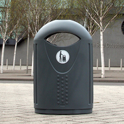 evolution-tm-litter-bin-grey