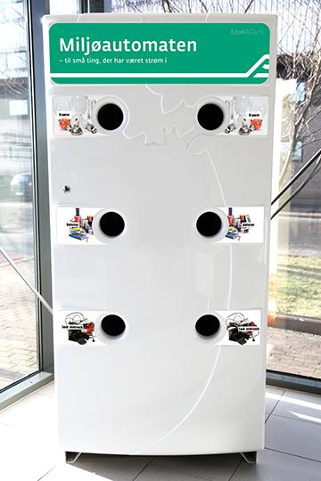 miljoautomaten